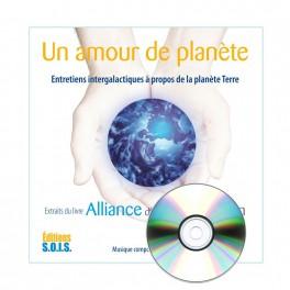 Un amour de planète