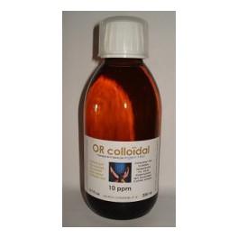 Or Colloïdal 200 ml (10 ppm)