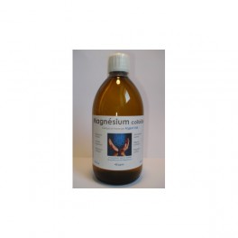 MAGNESIUM COLLOIDAL (40 ppm)
